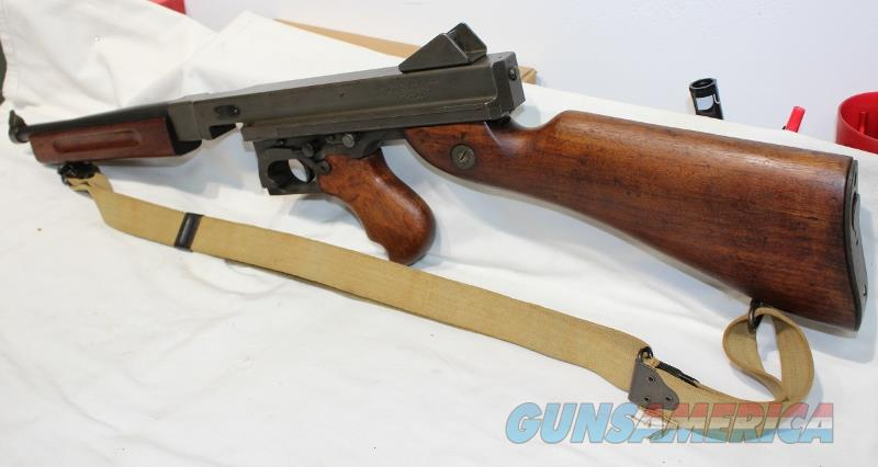 Auto Ordnance Thompson 1928 M1 Savage Full Auto Transferable subgun  Guns > Rifles > Class 3 Rifles > Class 3 Subguns