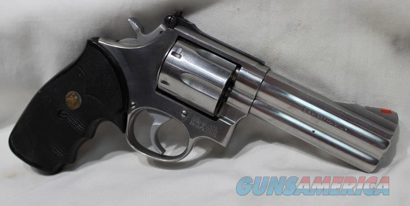 S&W 686-1 357mag 4 inch ss  Guns > Pistols > Smith & Wesson Revolvers > Full Frame Revolver