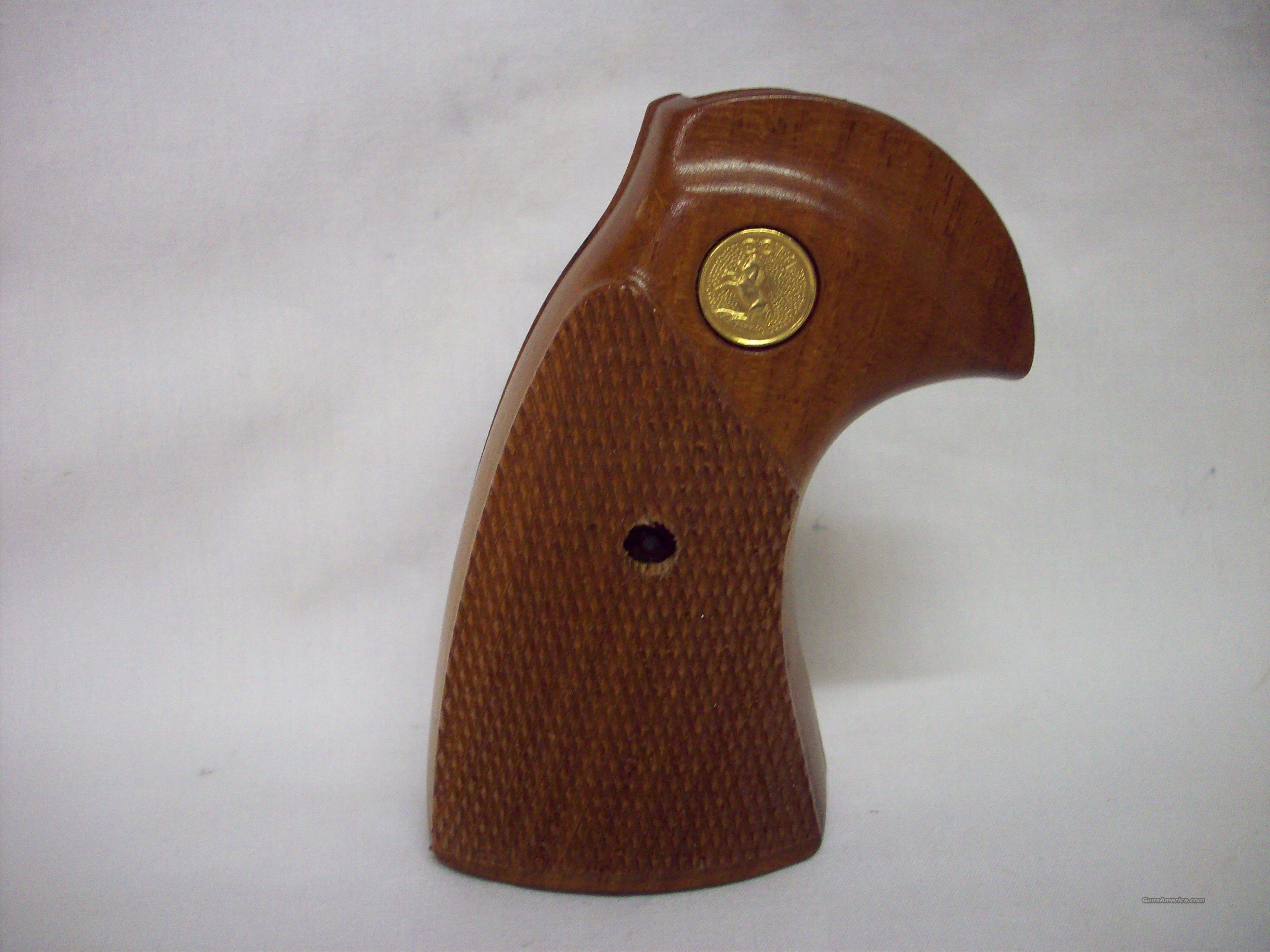 Colt D Frame wood grips for sale