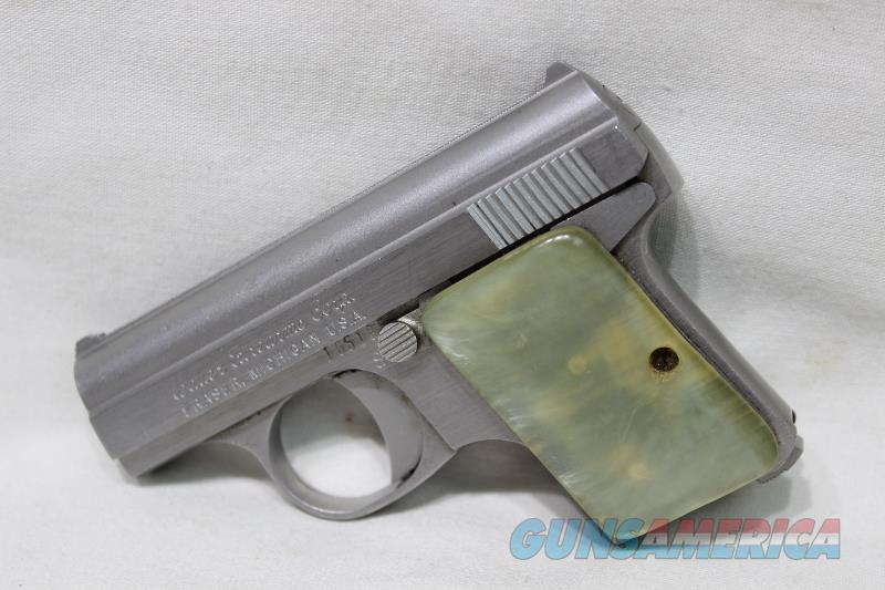 "Bauer 25acp 2.5"" barrel USED SS not baby Browning  Guns > Pistols > Bauer Pistols"