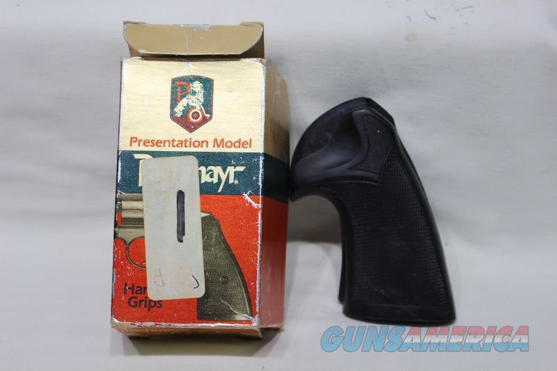 Pachmayr Colt D Frame grips Cobra Agent Diamondback  Non-Guns > Gunstocks, Grips & Wood