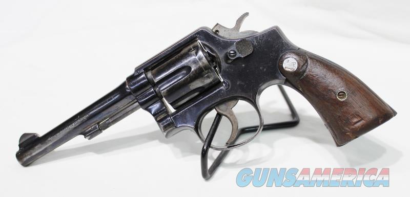 "S&W 10-2 38spl 5"" bbl polished blue USED  Guns > Pistols > Smith & Wesson Revolvers > Model 10"