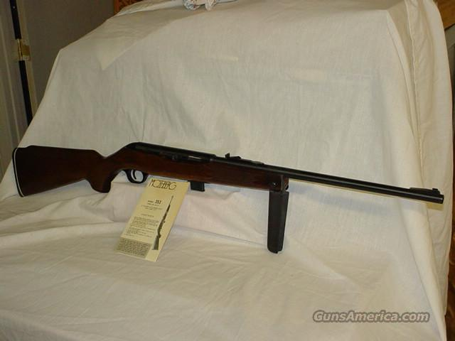 Mossberg 353 22lr  Guns > Rifles > Mossberg Rifles