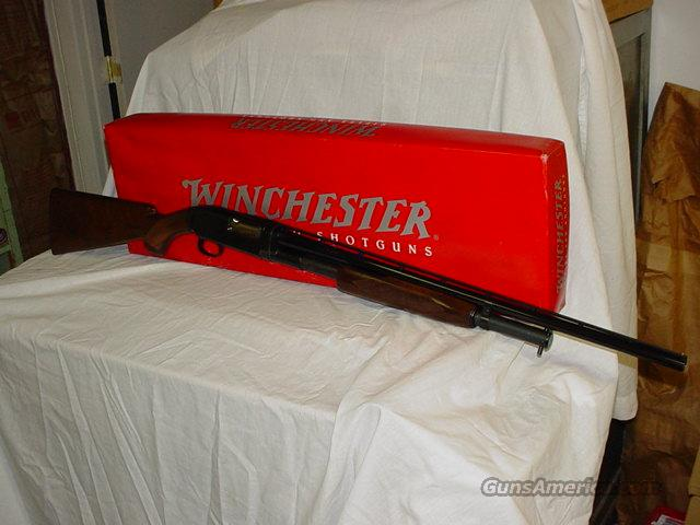 Winchester model 12  Guns > Shotguns > Winchester Shotguns - Modern > Pump Action > Trap/Skeet