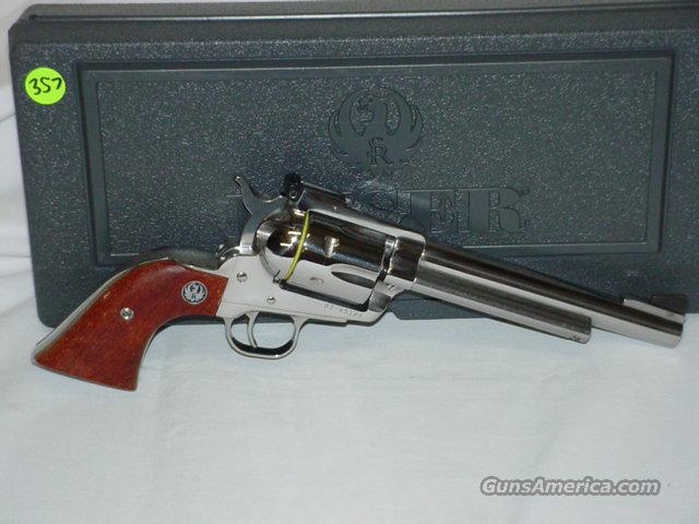 Polished Ruger blackhawk 357 mag  Guns > Pistols > Ruger Single Action Revolvers > Blackhawk Type