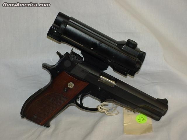 Model 52-1  Guns > Pistols > Smith & Wesson Pistols - Autos