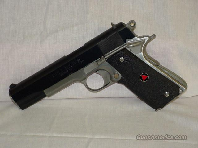 Colt Mark IV Series 80  Guns > Pistols > Colt Automatic Pistols (1911 & Var)