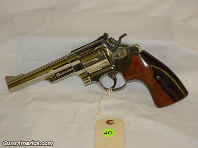 model 57  Guns > Pistols > Smith & Wesson Revolvers