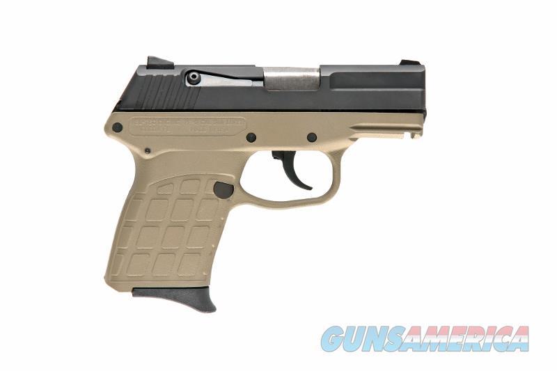 Kel Tec PF9 9mm black tan PF-9 NEW Kel-Tec not LCP  Guns > Pistols > Kel-Tec Pistols > Pocket Pistol Type