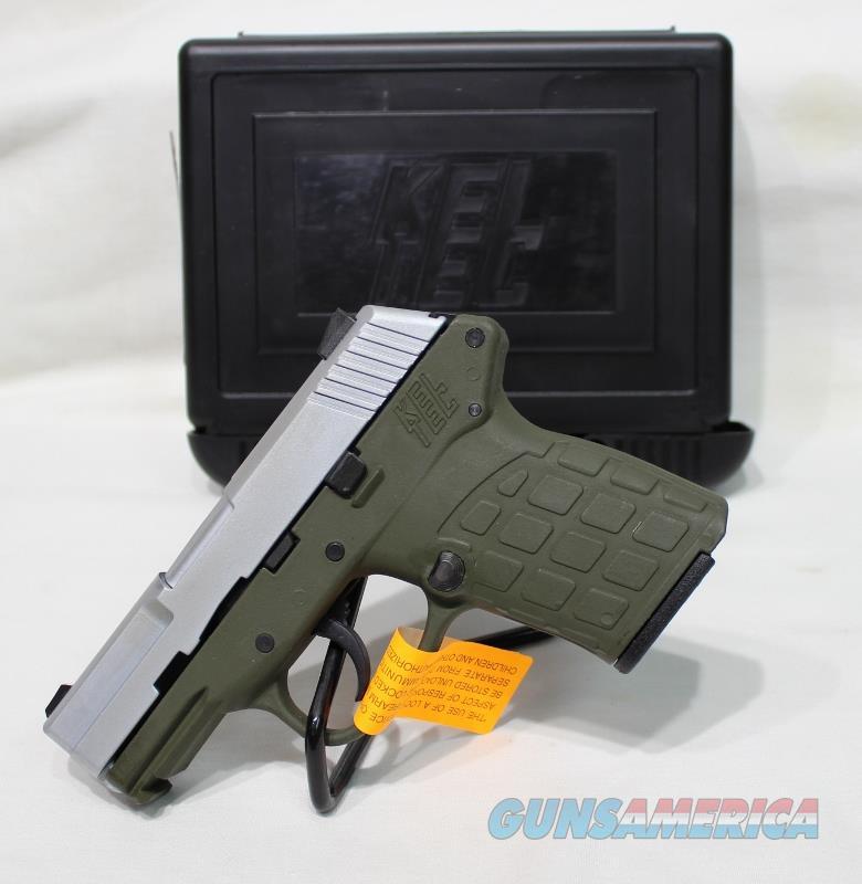 Kel Tec PF-9 9mm Hard Chrome OD Green PF9 NEW Keltec  Guns > Pistols > Kel-Tec Pistols > Pocket Pistol Type