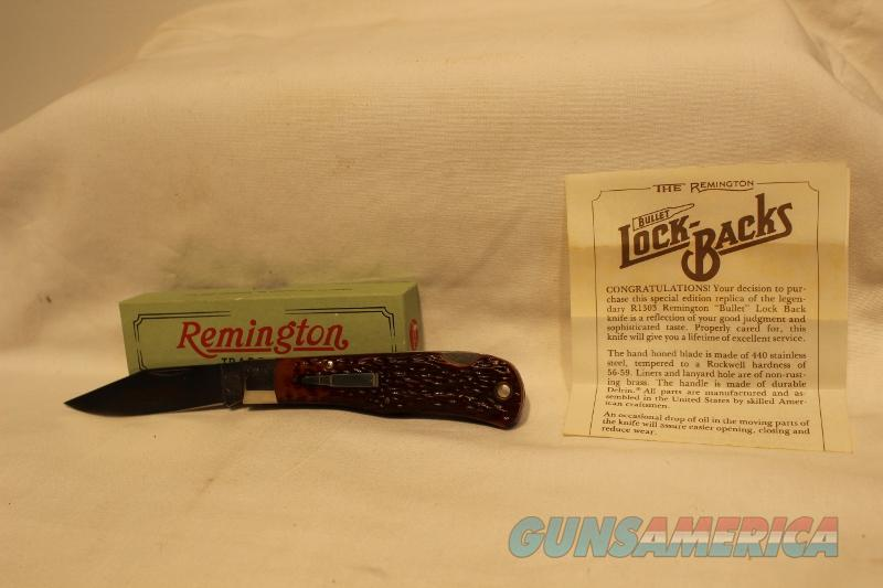 Remington R1303 Lockback 1984 new Knife  Non-Guns > Knives/Swords > Knives > Folding Blade > Hand Made