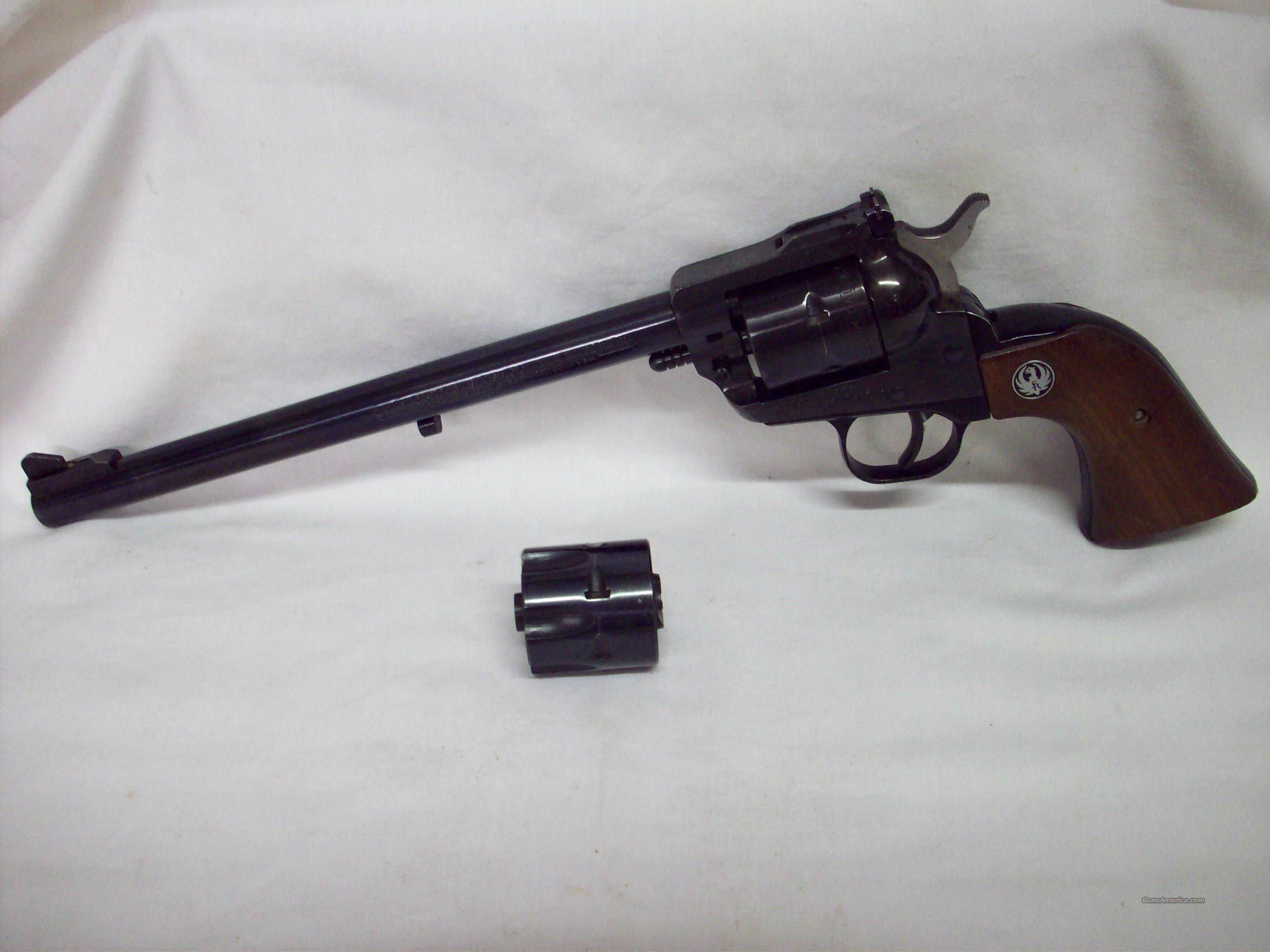 Ruger Single Six combo 22LR/22WMR used  Guns > Pistols > Ruger Single Action Revolvers > Single Six Type