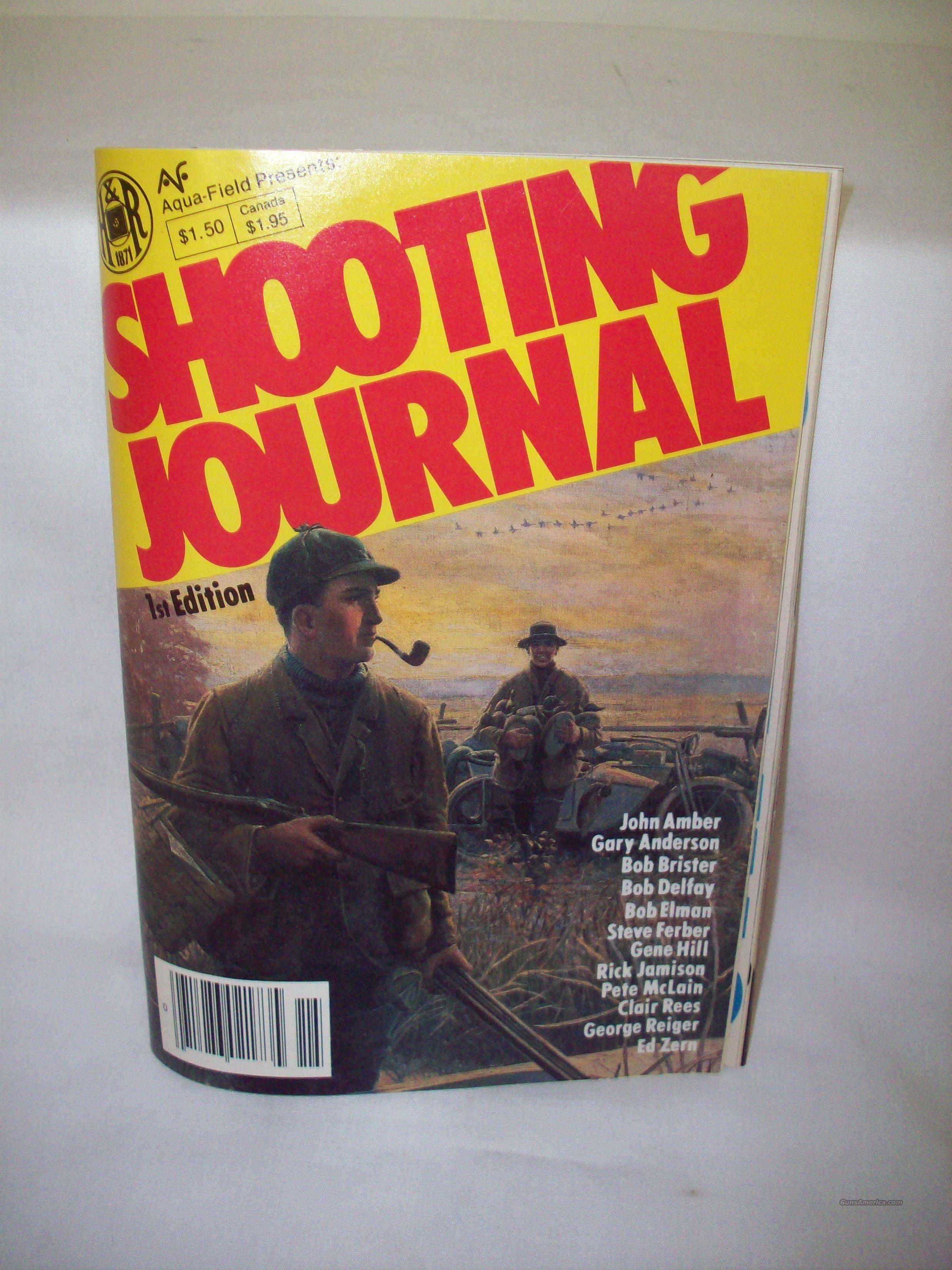 H&R shooting journal  Non-Guns > Books & Magazines
