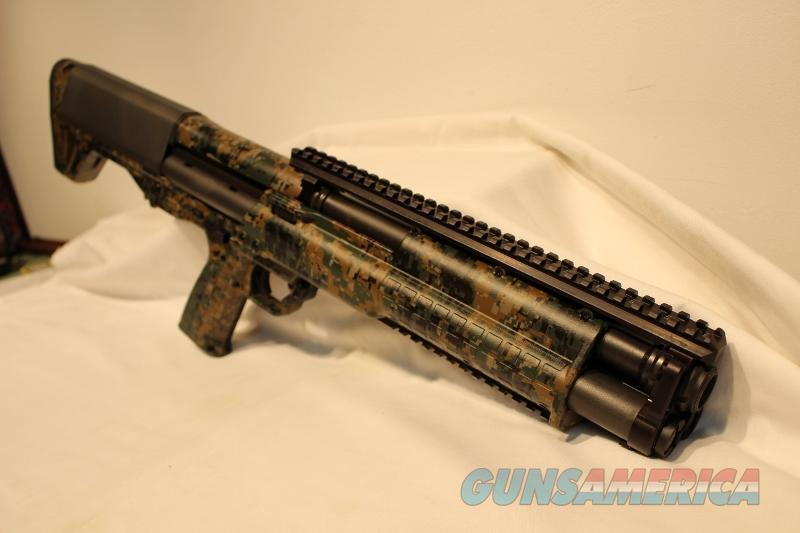 Kel Tec KSG Camo woodland NIB Kel-Tec 12ga  Guns > Shotguns > Kel-Tec Shotguns > KSG