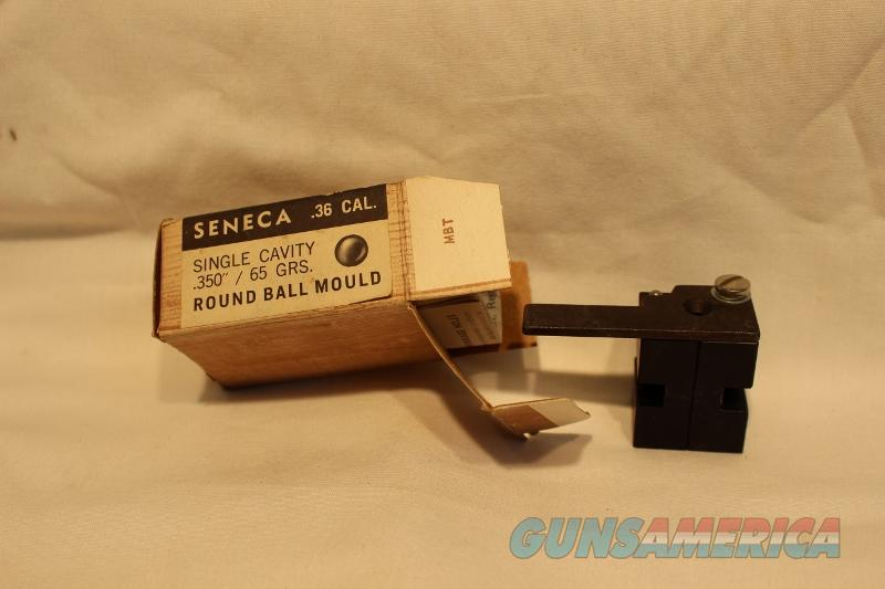 Thompson Center Seneca 36 cal 65gr  bullet mold TC NEW  Non-Guns > Bullet Making Supplies