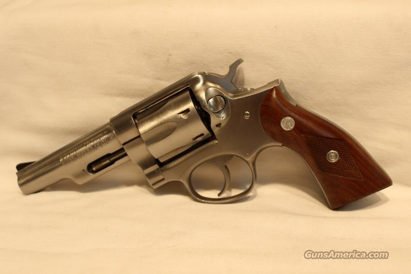 Ruger Police Service Six 357  Guns > Pistols > Ruger Double Action Revolver > Security Six Type