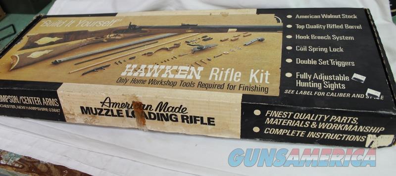 TC 45 cal percussion black powder rifle kit NEW thompson center  Non-Guns > Black Powder Muzzleloading
