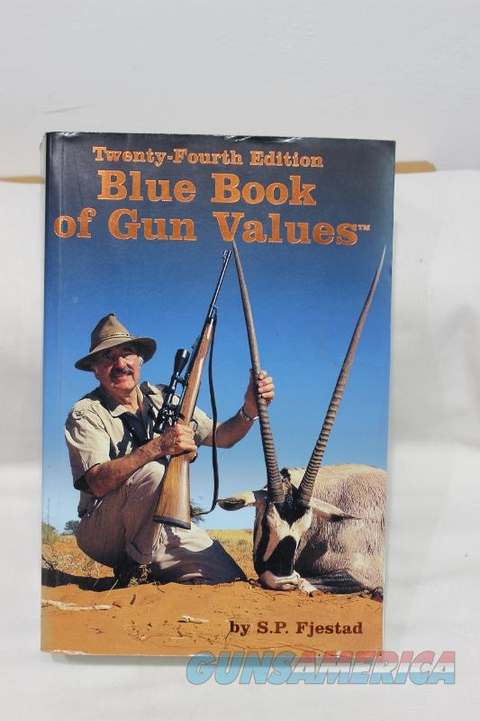 Blue Book 24th edition used   Non-Guns > Books & Magazines