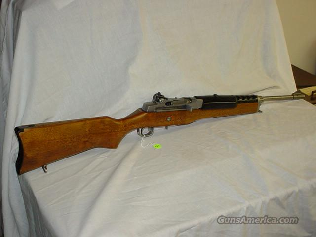 Ruger Mini 14 s/s  Guns > Rifles > Ruger Rifles > Mini-14 Type