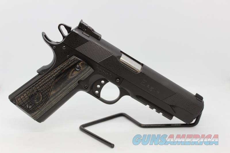Iver Johnson Eagle LR 45acp 1911A1 style as NEW  Guns > Pistols > Iver Johnson Pistols