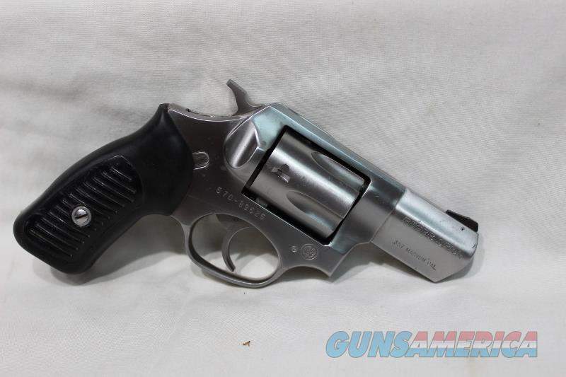 "Ruger SP101 357mag 2.25"" ss used  Guns > Pistols > Ruger Double Action Revolver > SP101 Type"