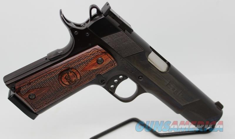 Iver Johnson Eagle 45acp Polished AS NEW  Guns > Pistols > Iver Johnson Pistols