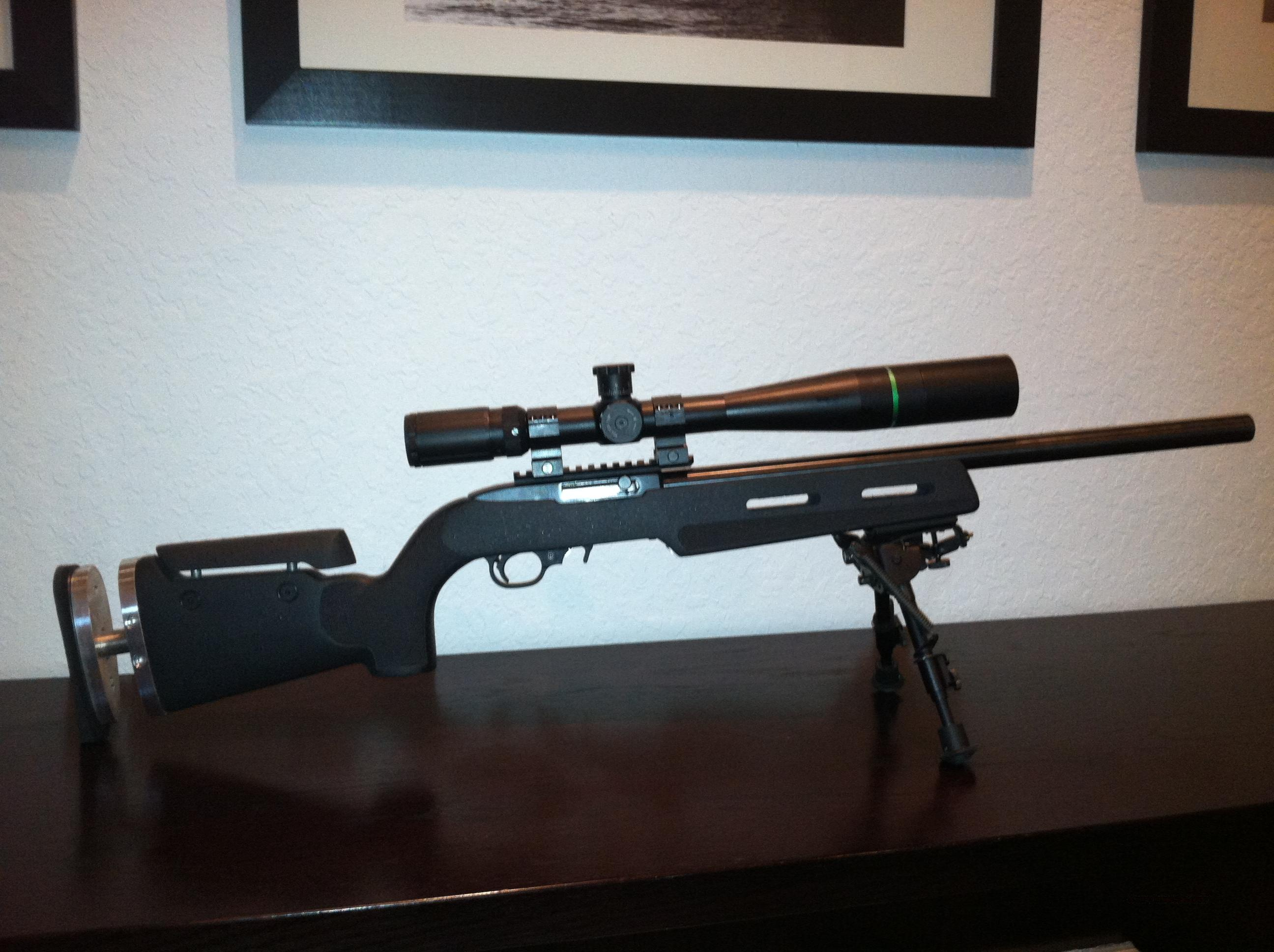 Custom Rugger 10/22 Competition - Tactical / Sniper