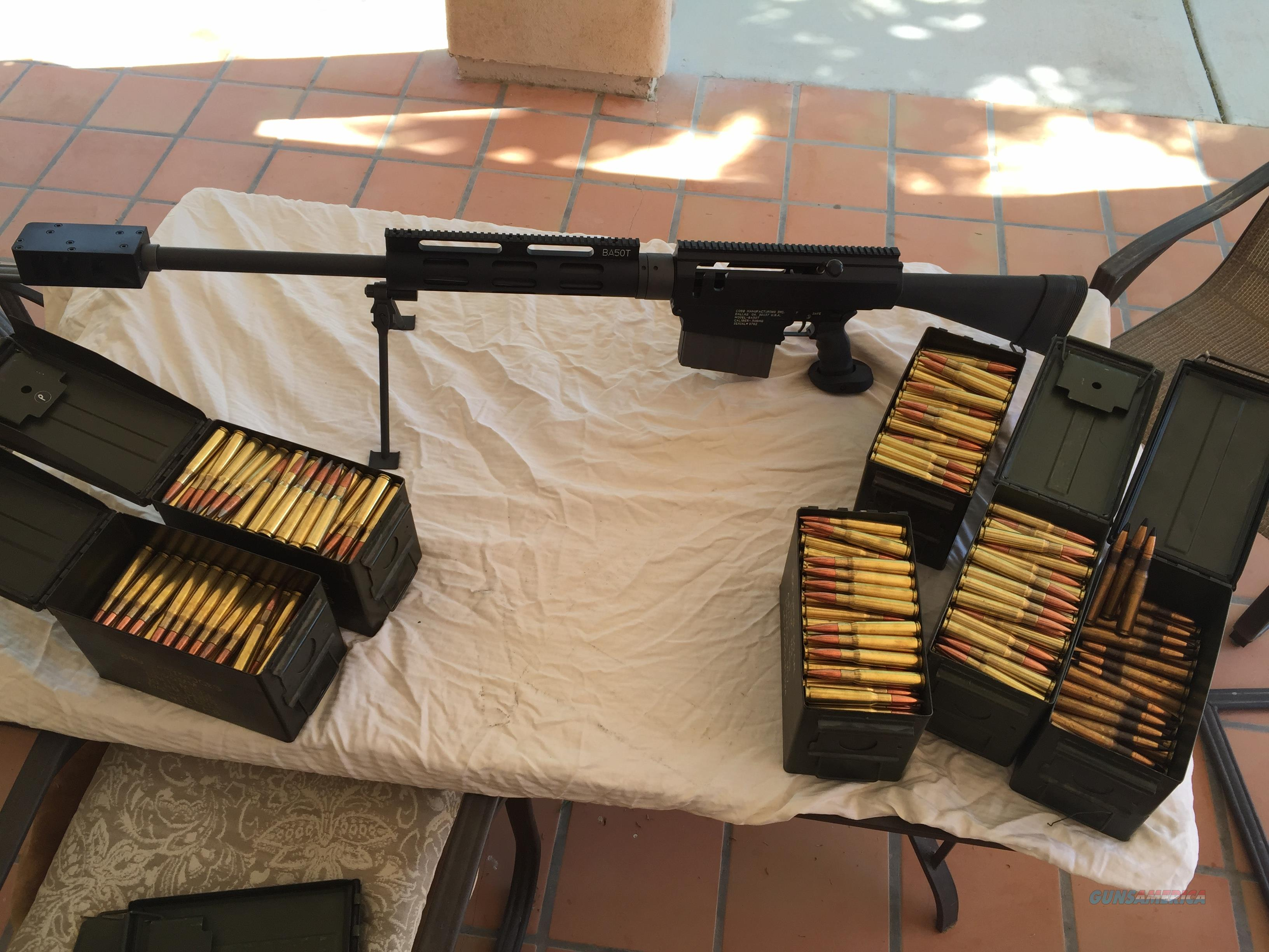 50BMG  Guns > Rifles > Big .50 Caliber Rifles