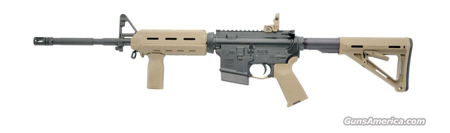 "Colt LE6920MP-FDE  5.56 NATO, 16.1"" Chrm Lnd 1:7"" Brl, Adj FS, Flip-Up Adj RS, FDE MagPul MOE Furniture, & 30 Rnd FDE PMag - New in Box  Guns > Rifles > Colt Military/Tactical Rifles"