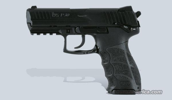 H&K P30S .40 S&W (V3) DA/SA, with Safety and ambidextrous De-cocking button, 2ea 13 rnd mags, Lock, & Hard Case  Guns > Pistols > Heckler & Koch Pistols > Polymer Frame