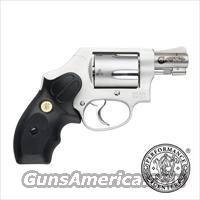 "Smith & Wesson ""GunSmoke"" Model 637 ""Wyatt Deep Cover"" .38 Spl + P, AA/SS, 1.87"" Brl, Polished & Tuned, 5 Rnd Cyl.  Guns > Pistols > Smith & Wesson Revolvers > Performance Center"