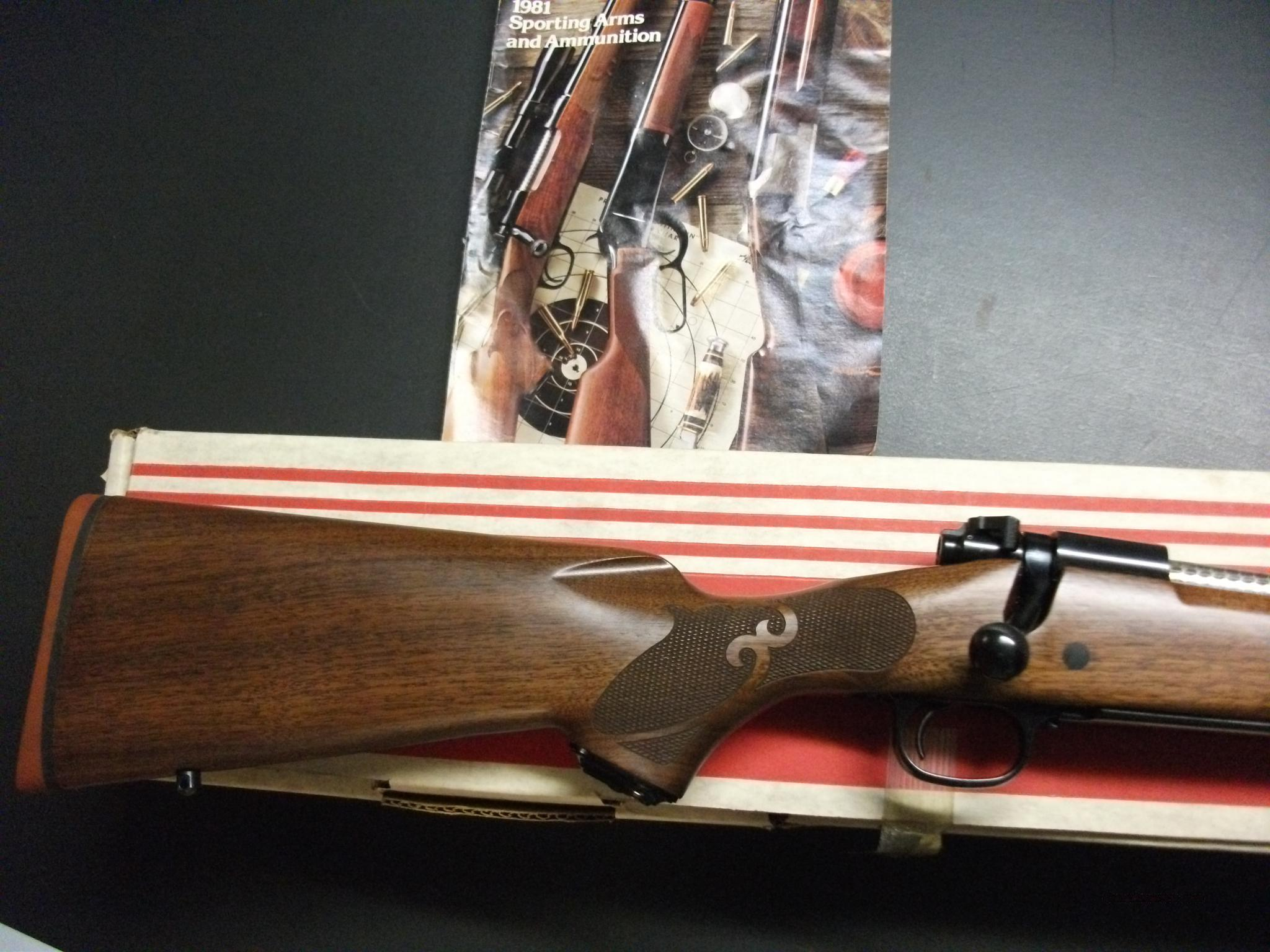 Pre-USRA M-70 Featherweight XTR NIB  Guns > Rifles > Winchester Rifles - Modern Bolt/Auto/Single > Model 70 > Post-64