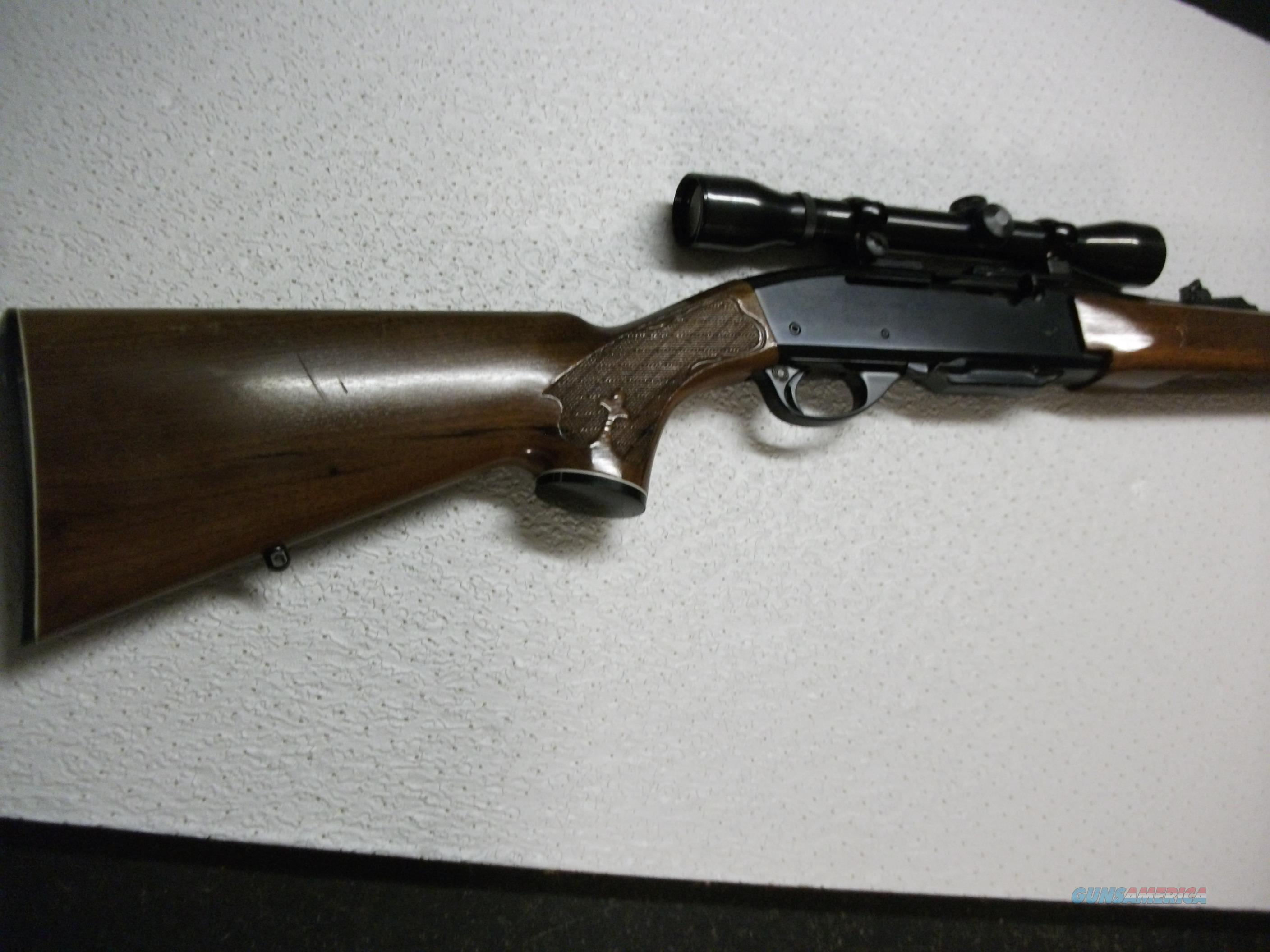 Reminton 742 Auto 30-06 With Weaver K-4  Guns > Rifles > Remington Rifles - Modern > Other