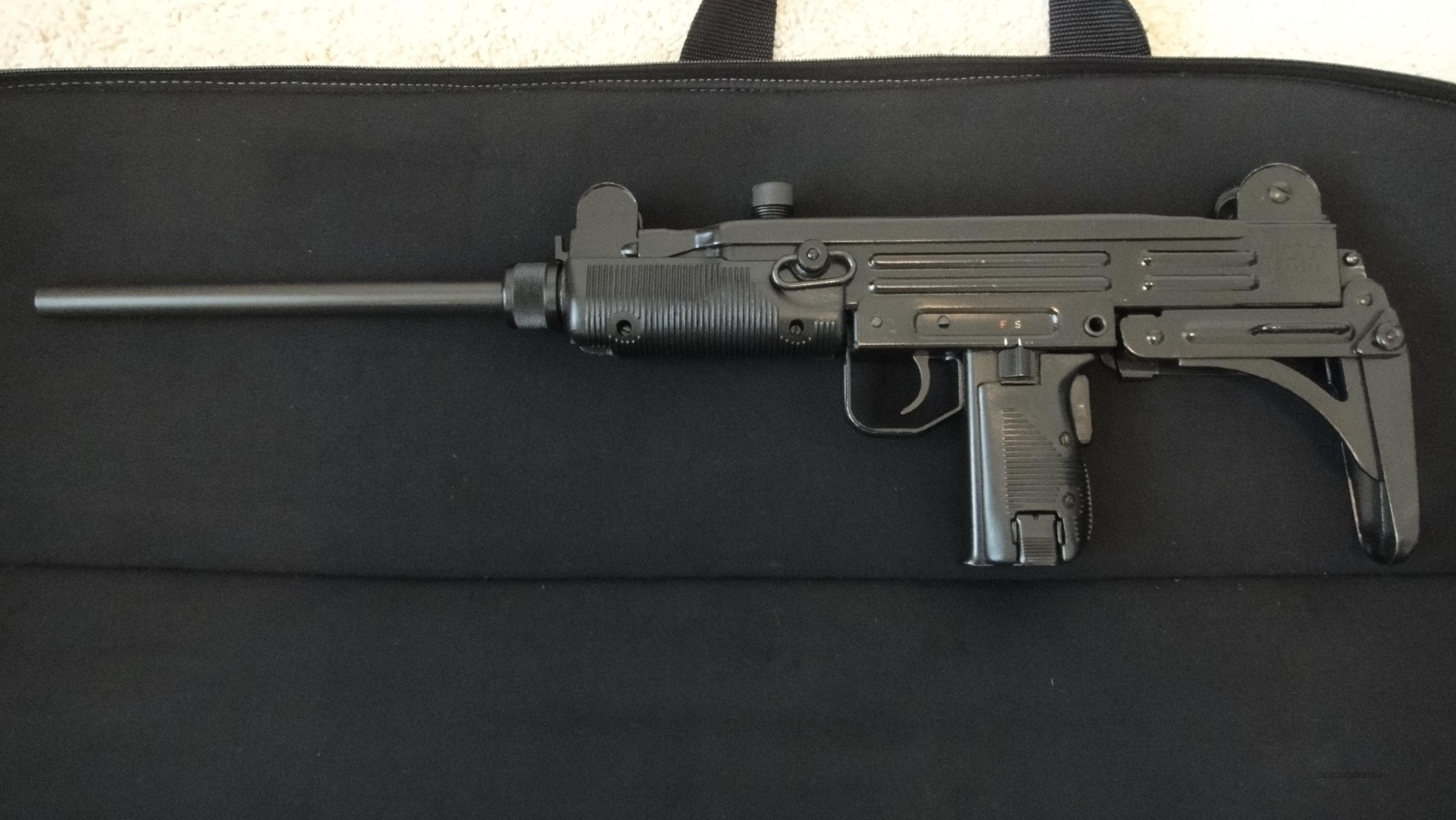 IMI Uzi Model B (Early Model A style cardboard box)!-Cheap!  Guns > Rifles > IMI Rifles