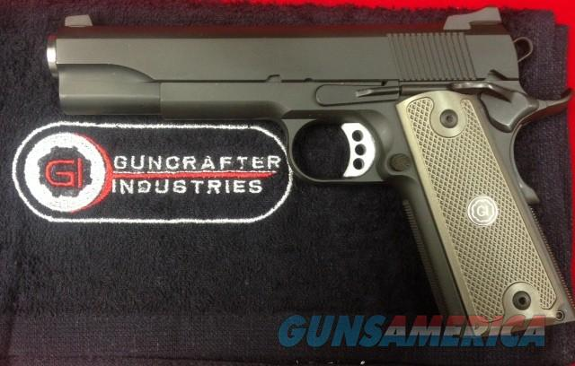 Guncrafter Model 1 .50 GI-Like New!  Guns > Pistols > Wilson Combat Pistols