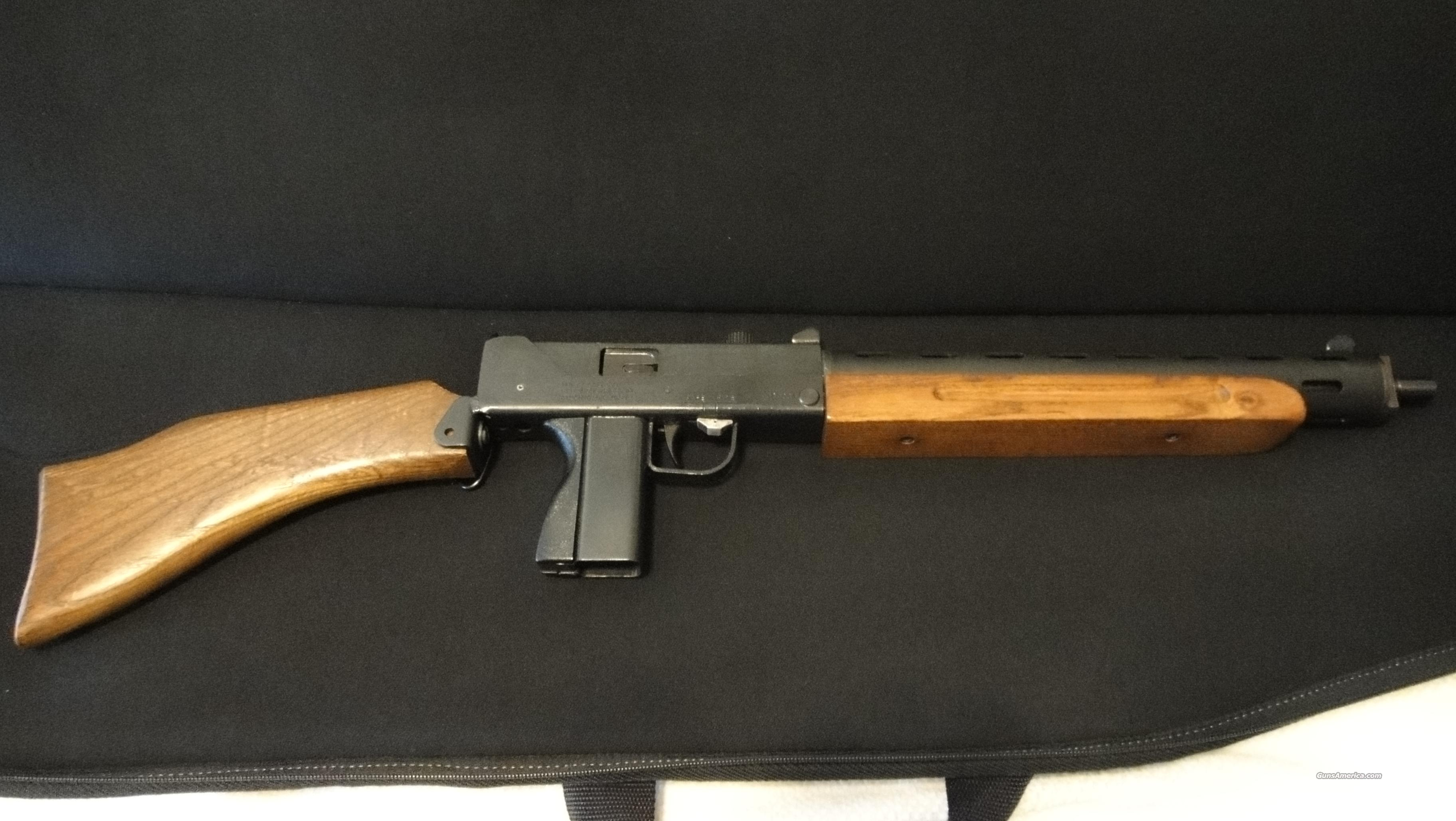 A1 Auto Sales >> RPB M11 .380 Open Bolt Carbine Serial Number 34... for sale