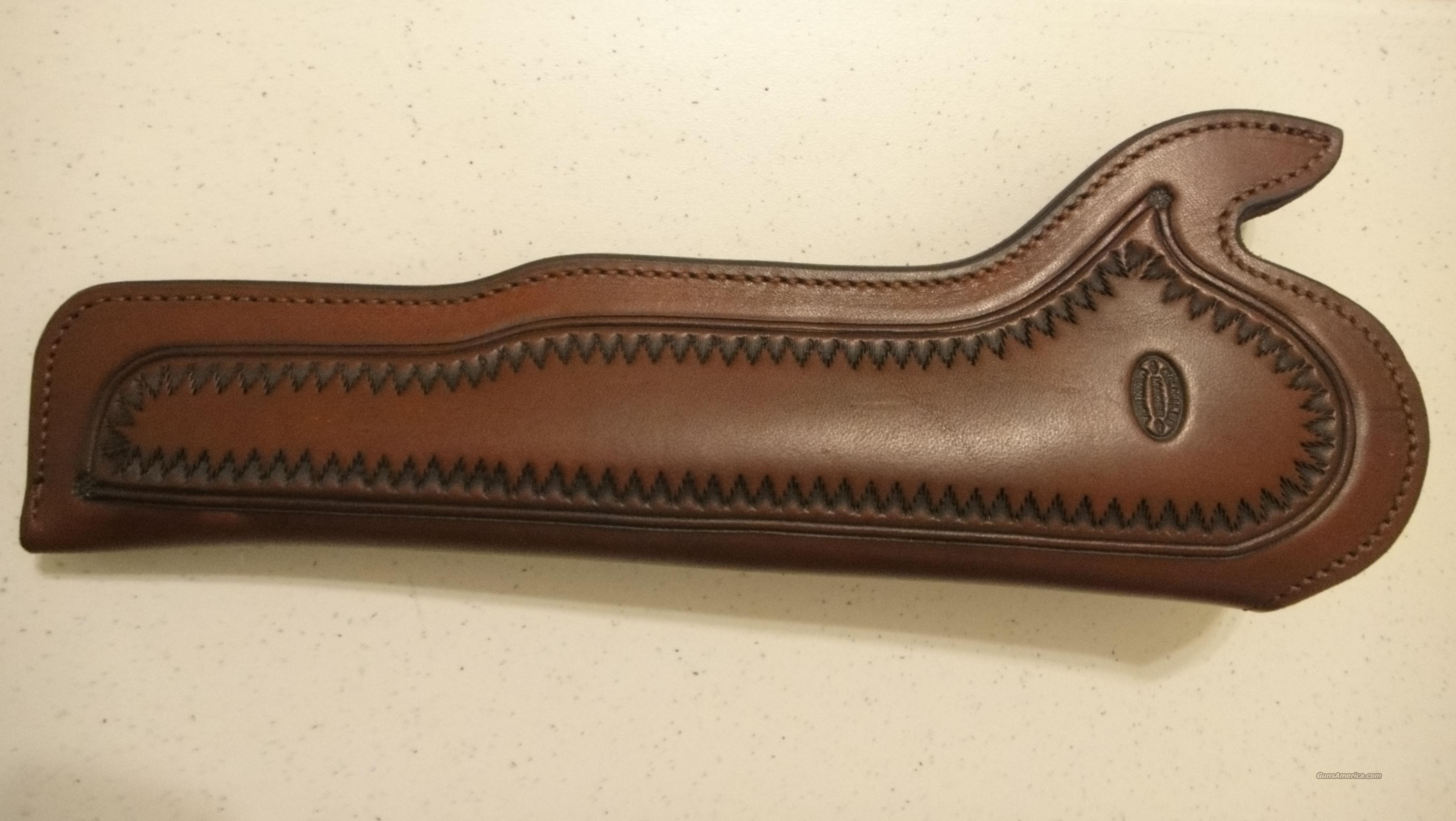 K.C. Miles Leatherworks Freedom Arms Holster-CHEAP!!!  Non-Guns > Holsters and Gunleather > Revolver