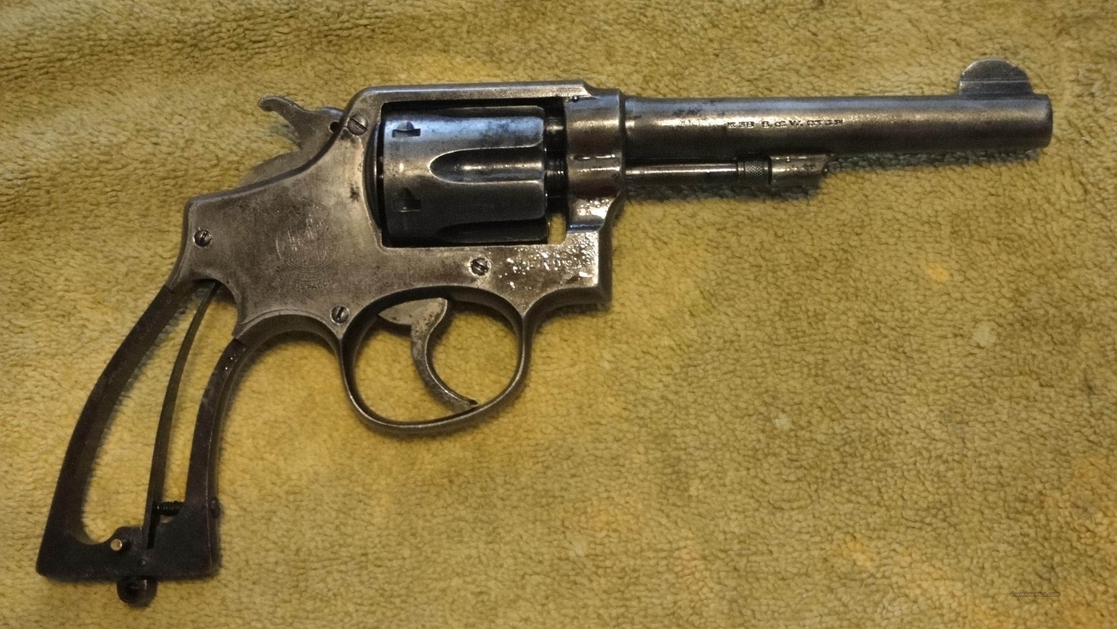 S&W Land Lease .38 S&W (Not .38 Special)!  Guns > Pistols > Smith & Wesson Revolvers > Model 10