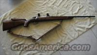 Mauser Custom Rifle .243 Win Beautiful Wood Grain  Guns > Rifles > Mauser Rifles > German