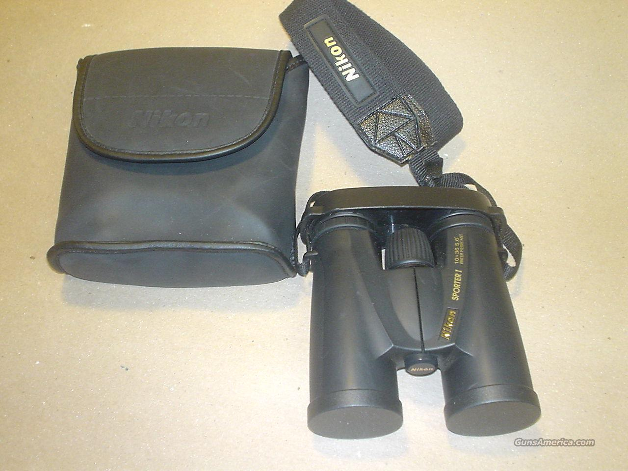 Nikon Sporter I  Non-Guns > Scopes/Mounts/Rings & Optics > Non-Scope Optics > Binoculars