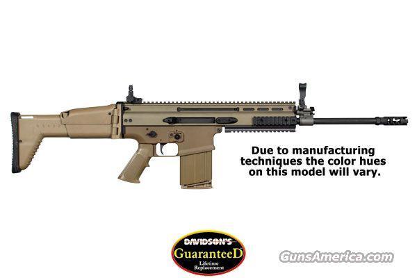 FNH SCAR Heavy 17s FDE DARK EARTH LIFETIME WARRANTY  Guns > Rifles > FNH - Fabrique Nationale (FN) Rifles > Semi-auto > Other