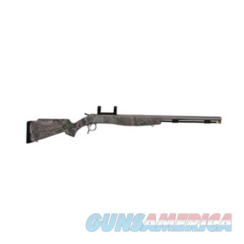 CVA Optima V2 Stainless Steel/Realtree Green, .50 Caliber ISM  Guns > Rifles > Connecticut  Valley Arms (CVA) Rifles > Modern Muzzleloaders