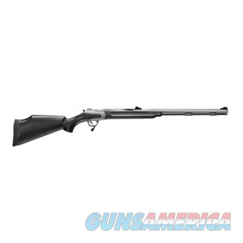 Thompson/Center Arms Firearms Triumph Muzzleloader 50 Caliber, Composite, (Weather Shield Metal Coating)  Guns > Rifles > Thompson Center Muzzleloaders > Inline Style