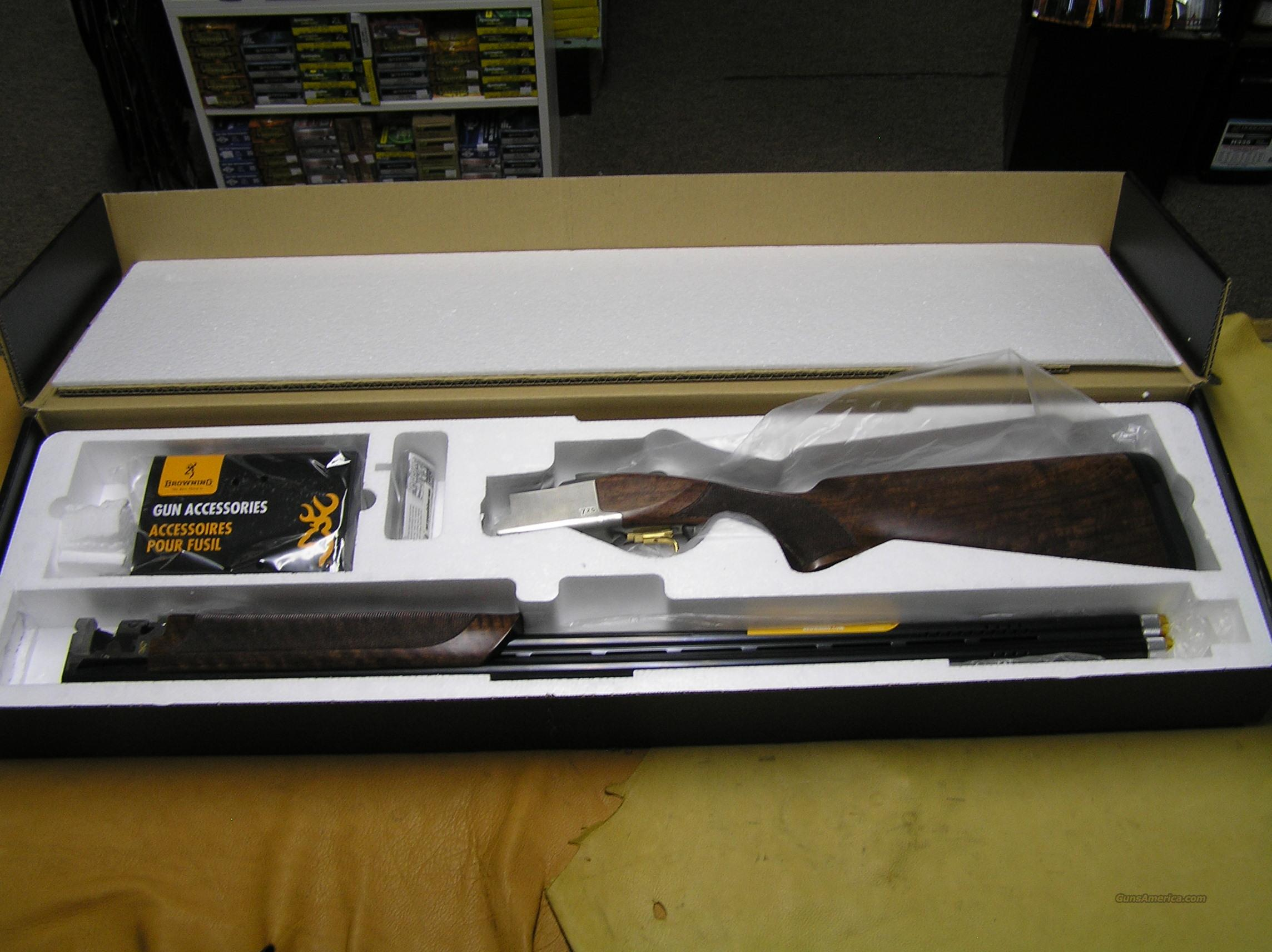 Browning Citori 725 Sporting Grade 1 20 Gauge New  Guns > Shotguns > Browning Shotguns > Over Unders > Citori > Trap/Skeet
