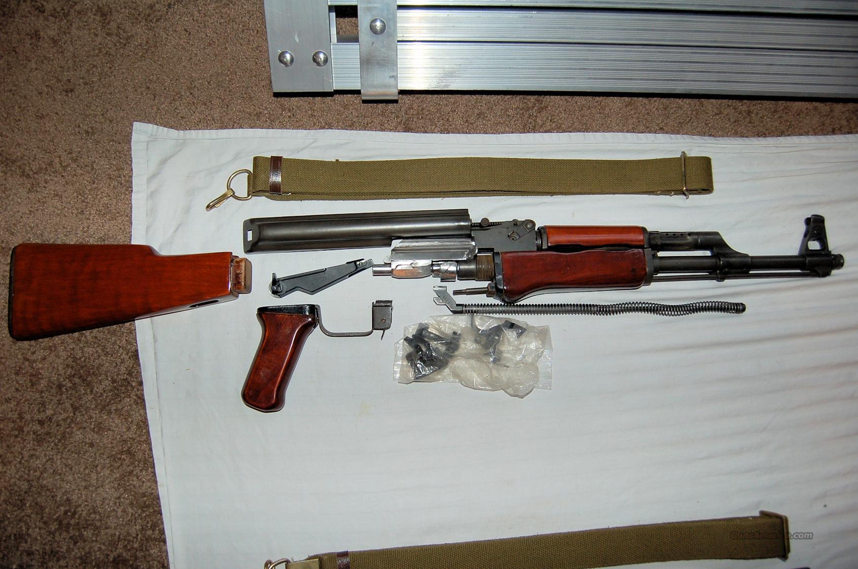 Russian type 3 milled ak 47 parts kit non guns gt gun parts gt military