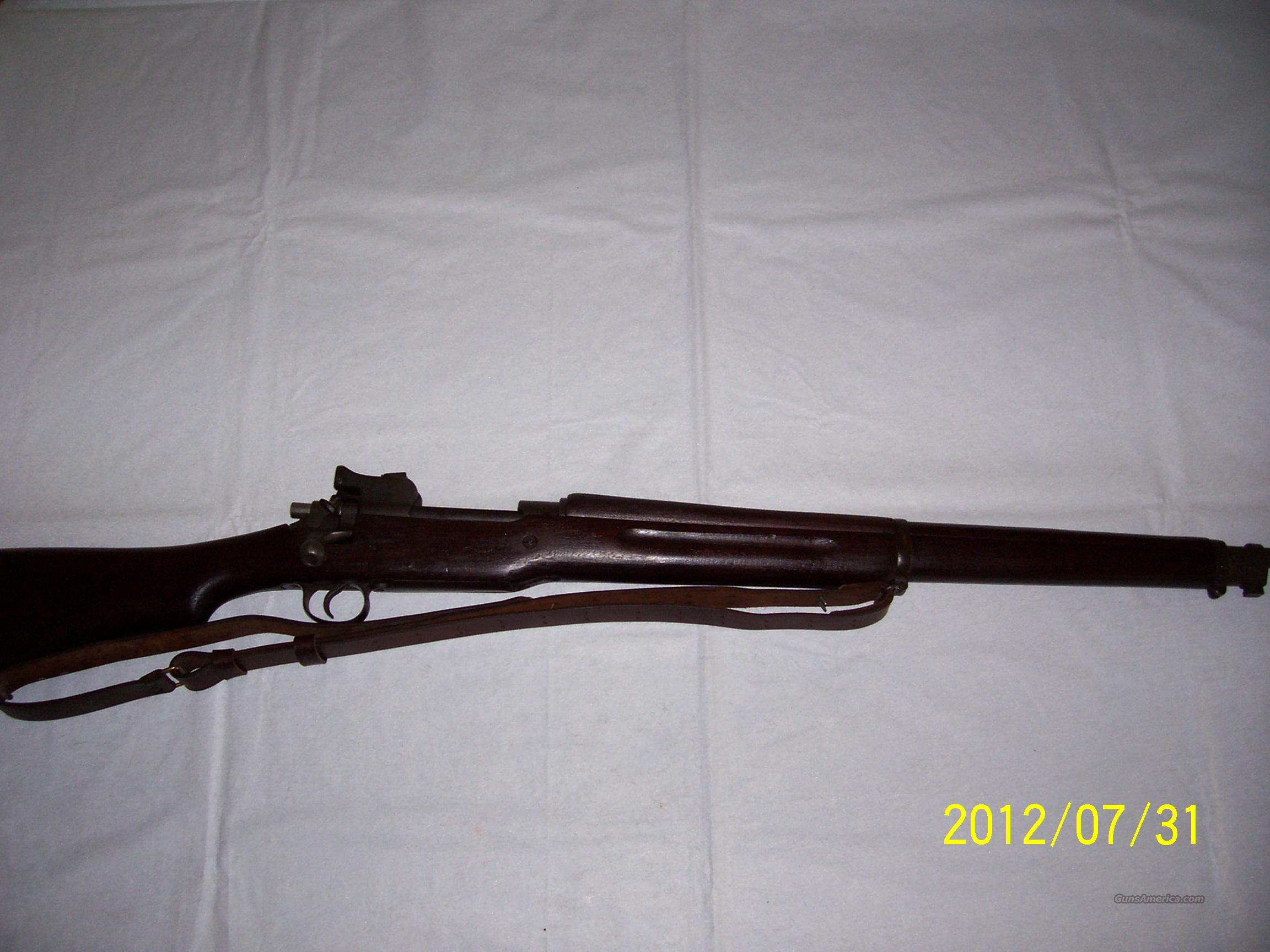 Model 1917 Edystone  Guns > Rifles > Military Misc. Rifles US > Model 1917 Variants