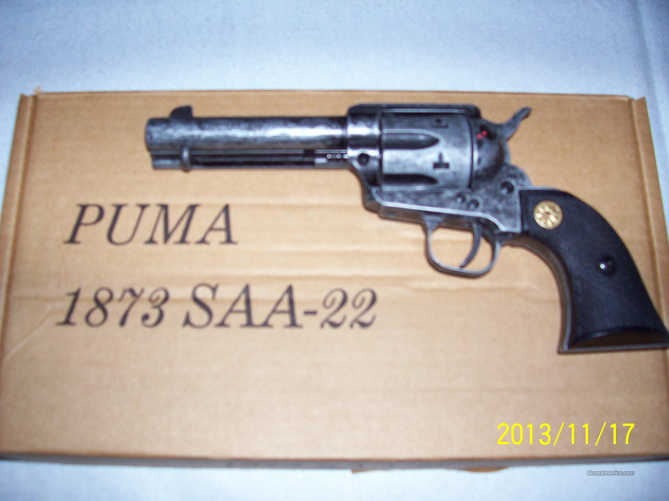 1873 Chiappa 22 SAA - 22LR / 22Mag Single Action Army New in Box
