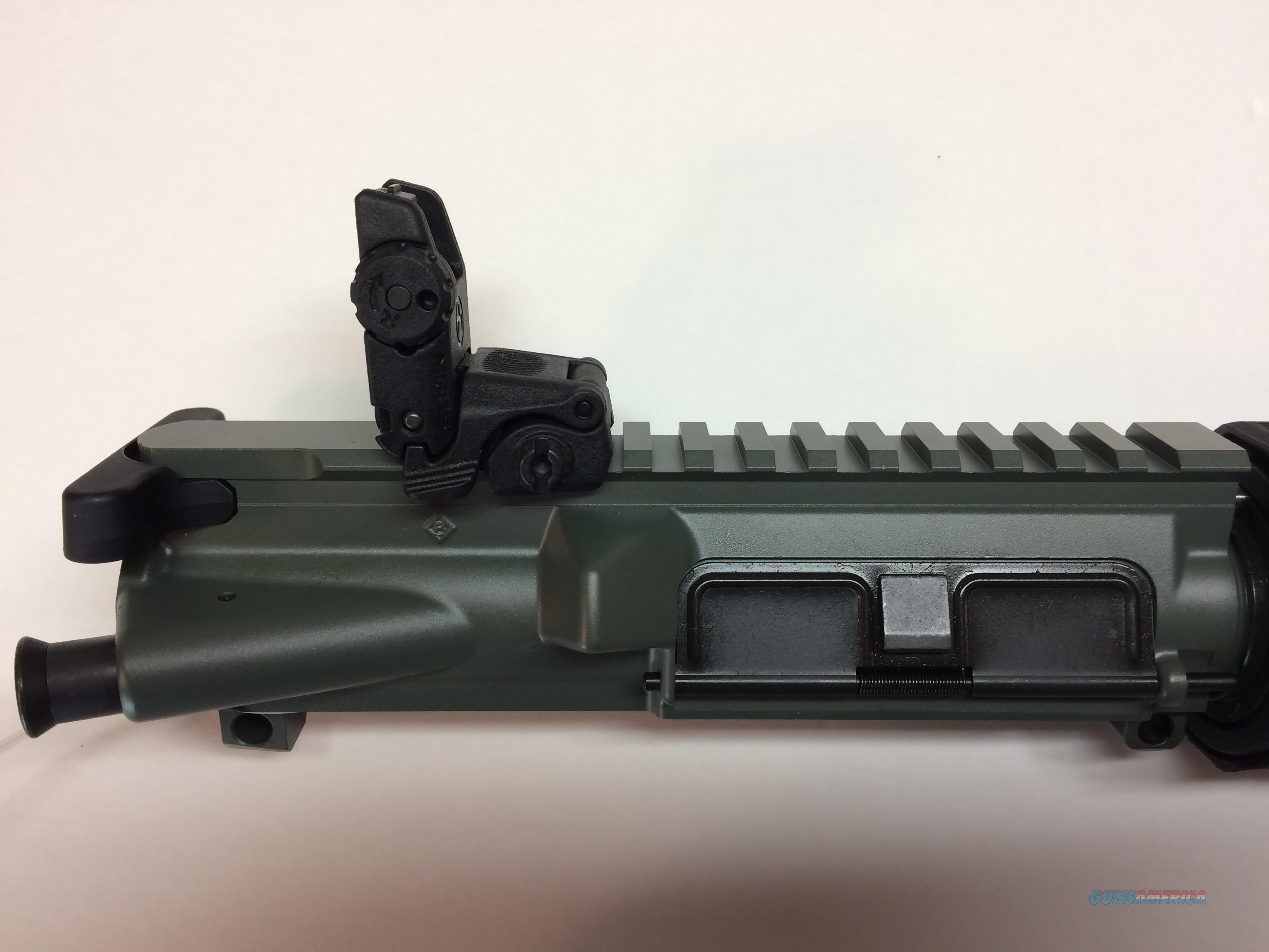STAG 15 COMPLETE UPPER 5.56 OD GREEN  Guns > Rifles > Stag Arms > Upper Only