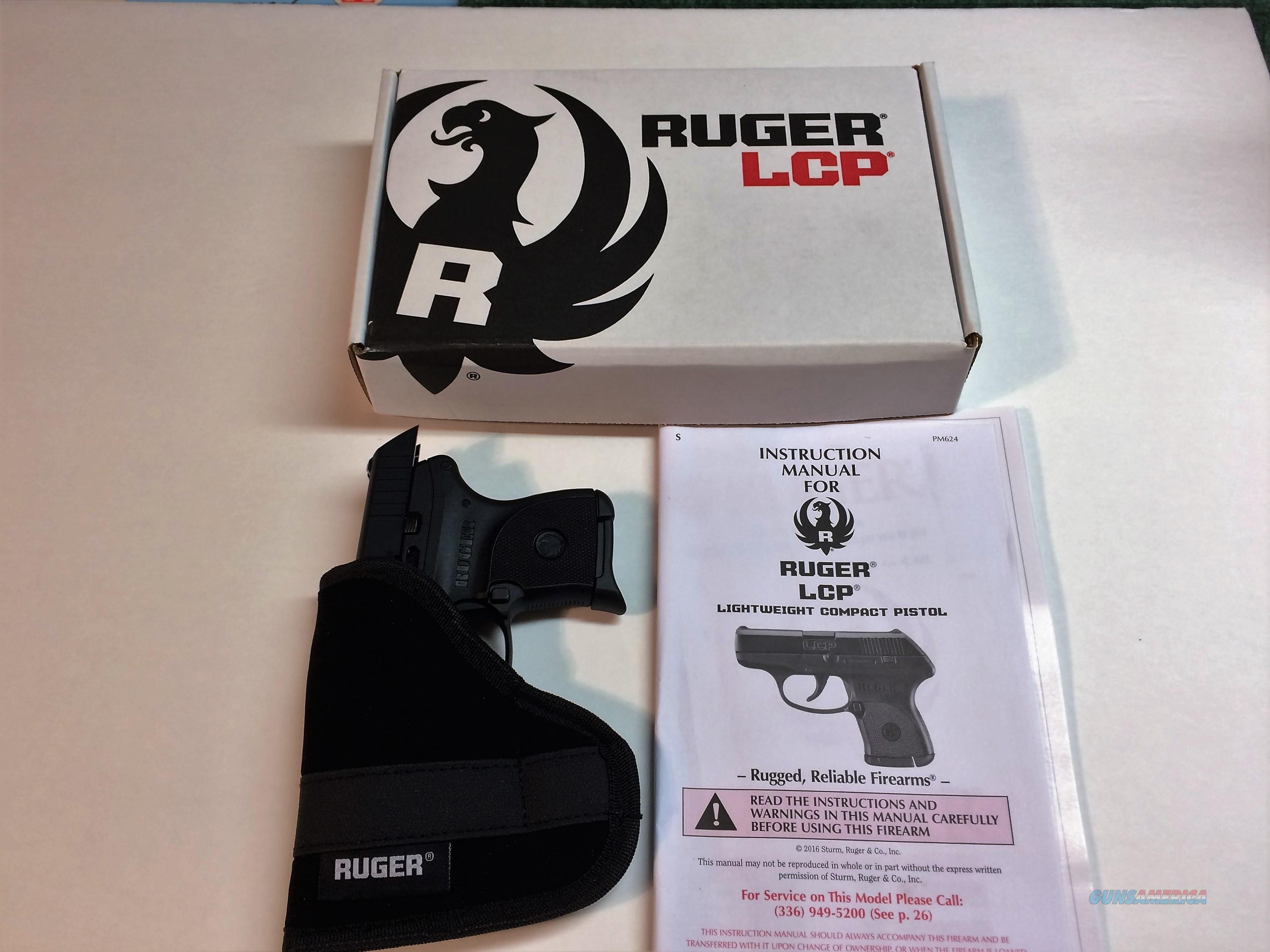 RUGER LCP 380  Guns > Pistols > Ruger Semi-Auto Pistols > LCP
