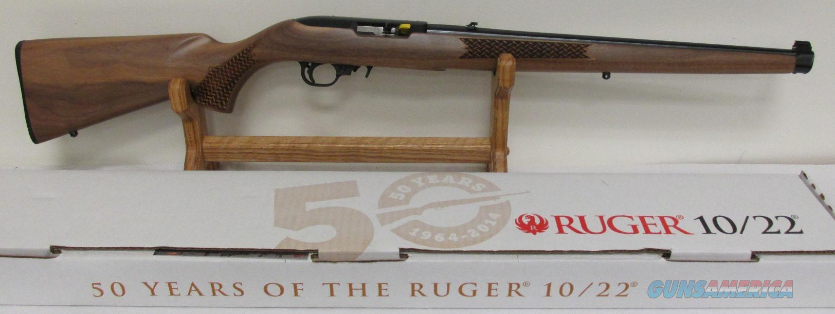 Ruger 50th anniversary mannlicher talo 10 22 11104 guns gt rifles